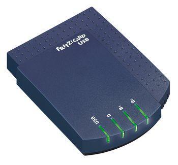 Sprzedam Modem FRITZ!CARD USB,ISDN