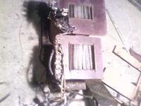 prostownik z rozruchem ze starego stabilizatora tv