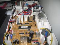 Samsung RL 41 WCIS - Usterka po zwarciu w instalacji