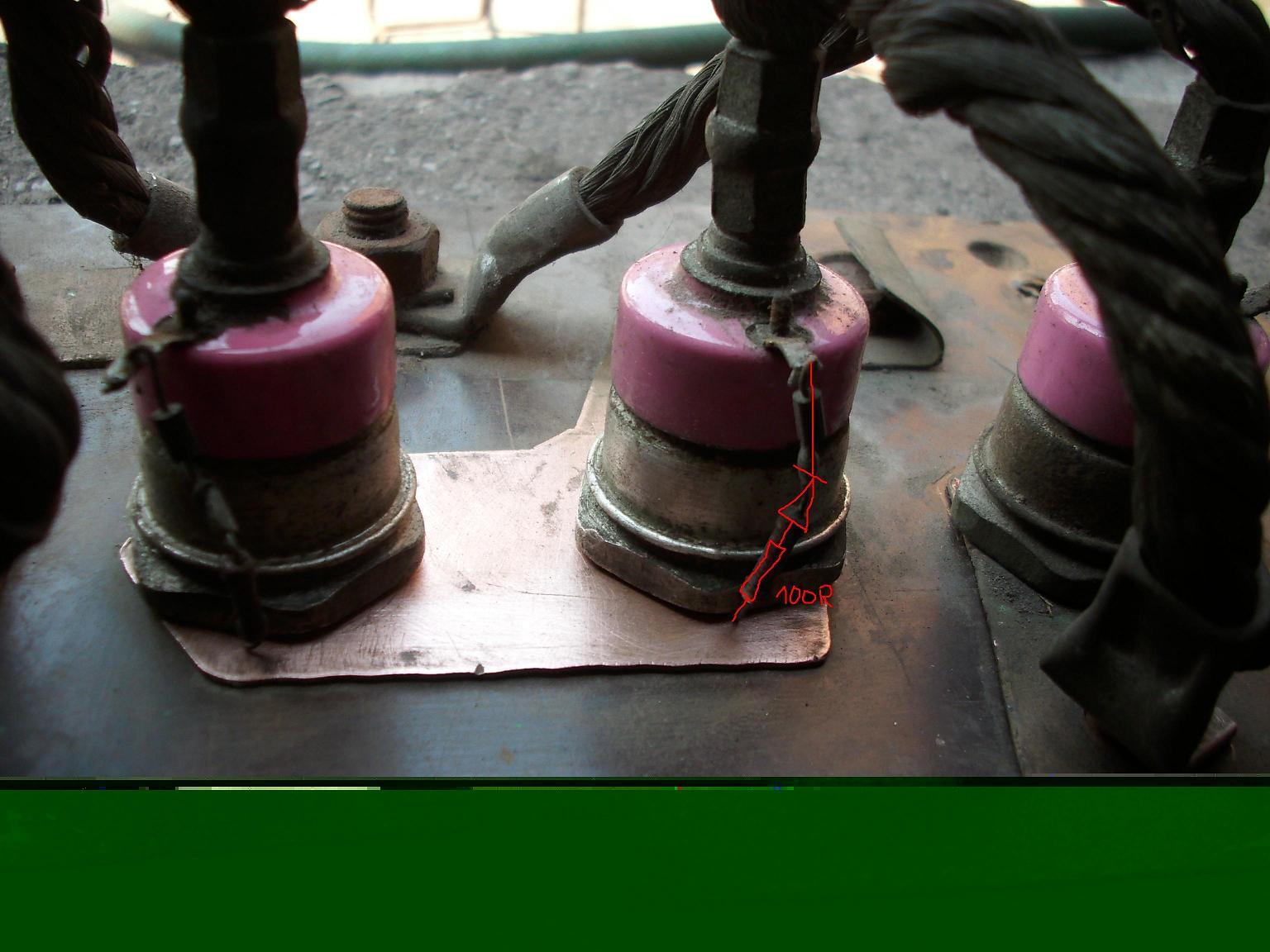 Identyfikacja elementu - prostownik spawarki