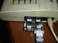 Konwerter padów od Pegasusa pod Commodore 64 (C64)