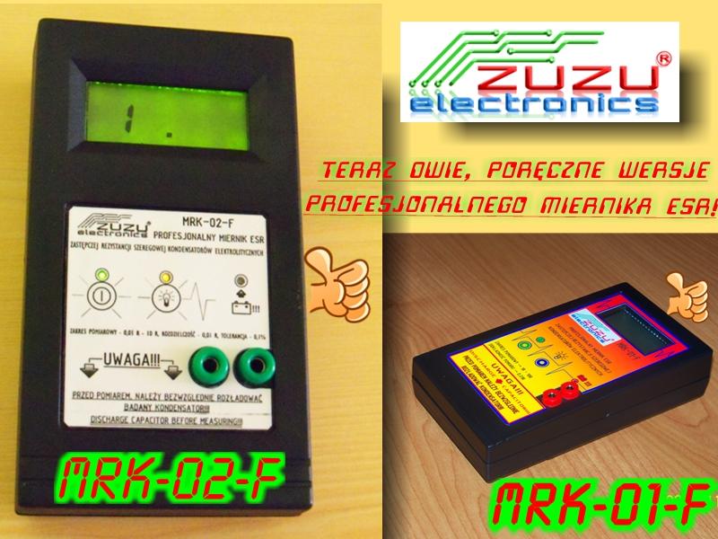 Sprzedam profesjonalne mierniki ESR kondensator�w elektroli