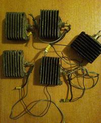 [Sprzedam] Tyrystory z radiatorami- 4 sztuki 60A i jedna sztuka 100A