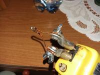 Lutownica transformatorowa. Przeróbka mocowania grotu.