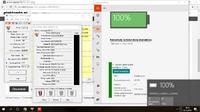 Lenovo Ideapad 100 15IBD - mruganie diody ładowania brak możliwości wyłączenia