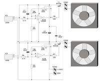 Sterowanie kilkoma wentylatorami z jednego wyjścia FAN na płycie głównej