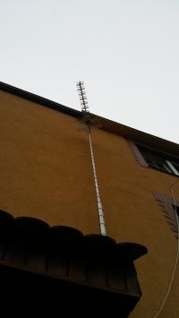 Zasilacz antenowy Kathrein NCF30 uszkodzony rezystor