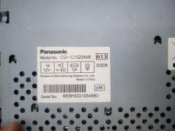 Panasonic CQ-C1323NW - Jak podłączyć?
