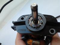Rainbow SE power nozzle SE - Wirnik szczotki nie kręci, bezpiecznik wyskakuje