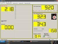 Citroen Xantia KME DIEGO - [Diego G3] nie prze��cza si� wcale na gaz