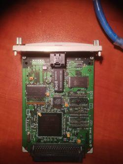 Przeprogramowanie karty sieciowej hp jetdirect 615n