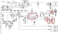 naprawa - hilti c 4/36 acs potrzebne wartości elementów