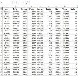 """Excel Makro kopiujące kom z kolumny A do B i C i dodające """"słowo..."""""""
