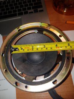 Technics SB-CH530A - Regeneracja głośników niskotonowych