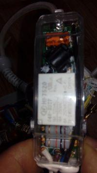 Bosch TDA 2630-Podłączenie modułu żelazka