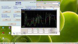 polo 9n 1.9 atd - Błąd Charge Pressure Control: Positive Deviation , logi dynami