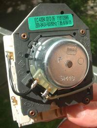 Amica  - Amica WMS 862M - uszkodzony programator ?