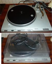 [Sprzedam] Przedwzmacniacz Yamaha CX-70, gramofon Technics SL-D3, 2 x wzmacniacz