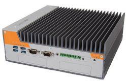 Karbon 700 - komputer typu embedded z Coffe Lake i 4 portami RS-232