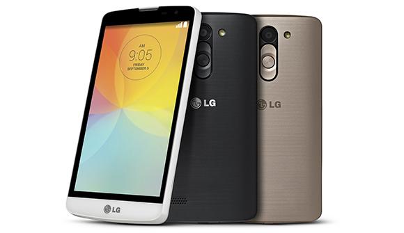 "LG L Bello - smartphone z 5"" ekranem, HSPA+ i Android 4.4"