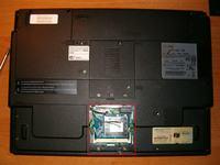 Toshiba L30-10X, uszkodziłem przy rozbieraniu.