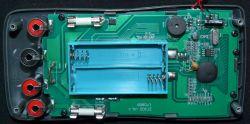 Modyfikacja multimetru BSIDE ZT302