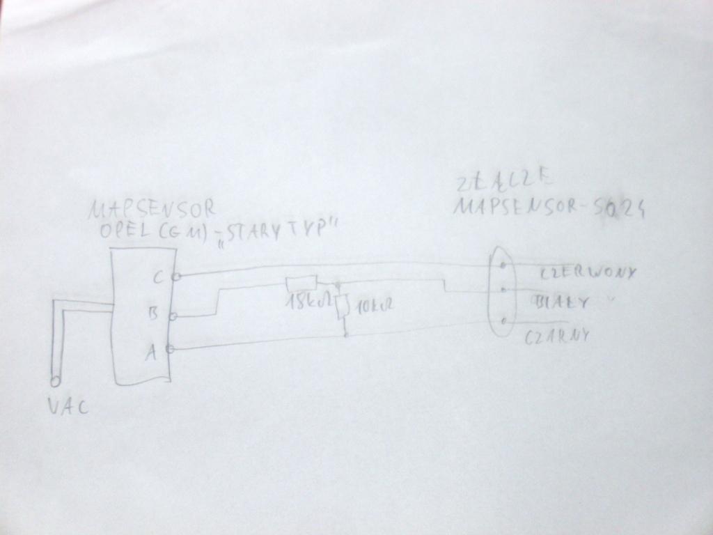 Feroza 1.6 16V sekwencja brc s24 nie czyta obrot�w i widzi 1 wtrysk