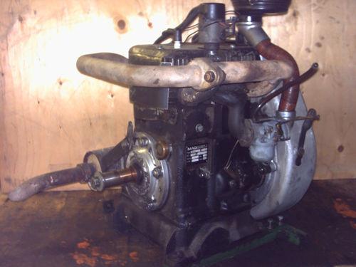 Silnik MAG 2055 SRL - Ustawienie zap�onu