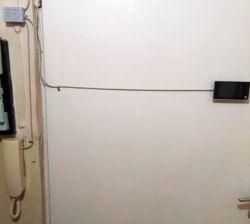 Wizjer do drzwi z kamerą - sterownik