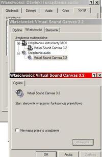 Op�nienie nagrania w Cubase SX3