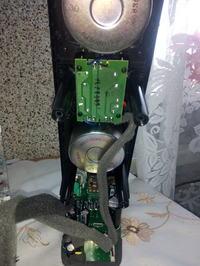 Creative Giga Works T40 - Zasilanie jest , brak dzwieku , trzeszcza