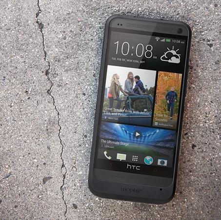 Mophie Juice Pack - obudowa ochronna i akumulator dla HTC One