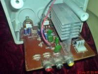 Buczenie głośników (Typhoon Sound System)