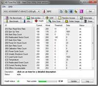 Laptop lenovo b580. Dysk WDC WD5000BPVT-08HXZT3. Klikanie w dysku ,,awaria?!