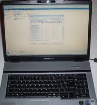 [Sprzedam] Laptop MEDION MIM2300 Core2 Duo, 2GB RAM, 8600M GS grafika