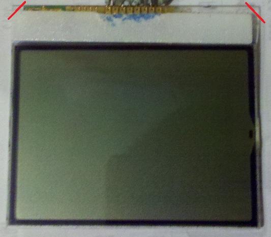 Modyfikacja wy�wietlacza nokia 3310