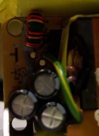 HIPRO model: HP-OW135F13 - nie startuje brak napi�cia na wyj�ciu.