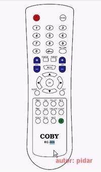 Poszukuje instrukcji obslugi do COBY LEDDTV1526B