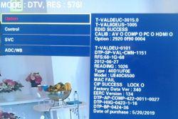 Samsung UE40C6500 - Po czasie wyłacza do St-by.