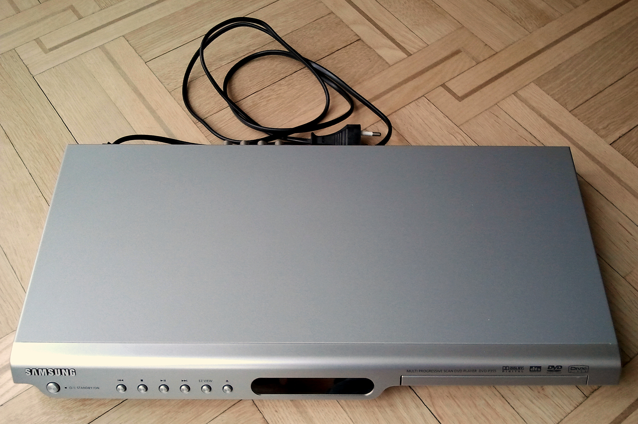 [Sprzedam] Odtwarzacz DVD Samsung DVD-P355