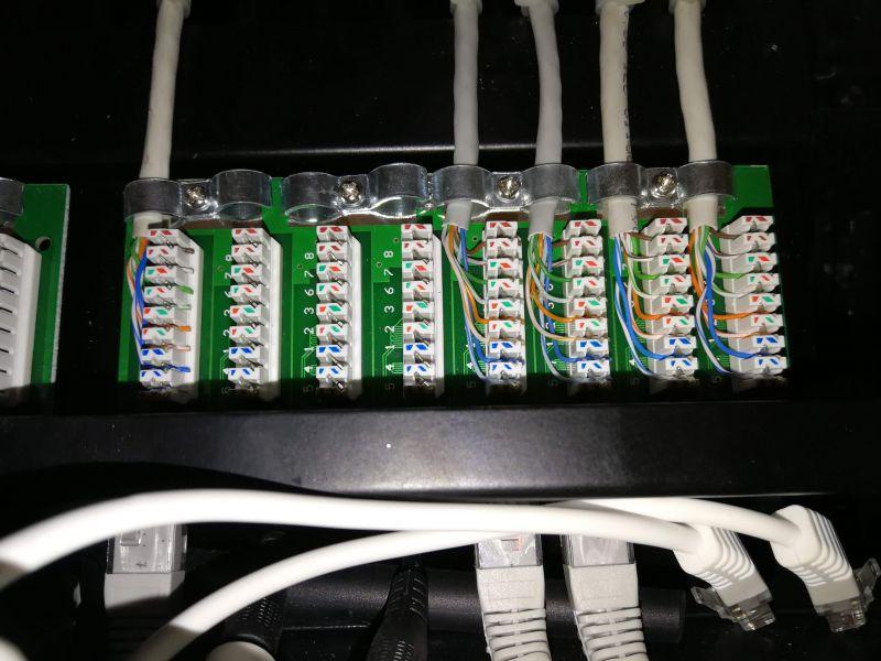Zakupiona skrętka FTP kat 6 miedź Cu dylemat, uziemienie,