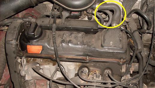 VW Golf III 1.8 aam monowtrysk - Ga�nie, nie trzyma niskich obrot�w na LPG
