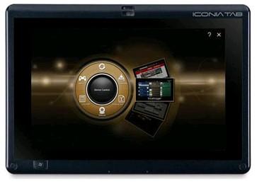 Acer Iconia W500 - specyfikacja