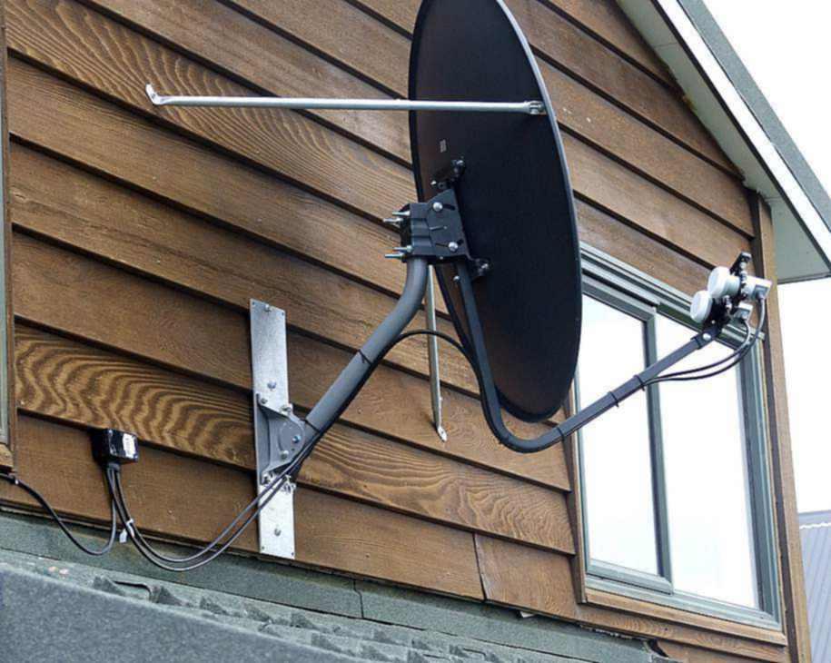 Как сделать крепление для антенны