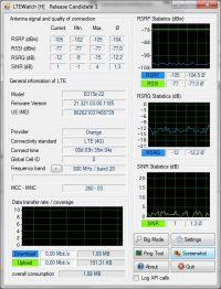 Wzmocnienie i ustabilizowanie sygnału na routerz B315s LTE Orange