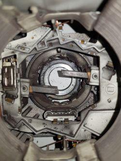 Siemens WM10E36RPL - błąd F21 wymieniłem szczotki, ale nie mogę skasować błędu.