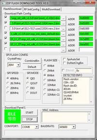 ESP8266 AiCloud Insid8 - Poszukuję firmware, bo standardowe nie działają.
