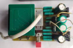 Zasilacz +9V w obudowie ZT3 ELSIN Ząbkowice