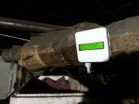 Bezprzewodowy wyświetlacz temperatury C.O.
