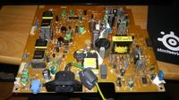 BENQ FP767 - Monitor włącza sie i wyłącza